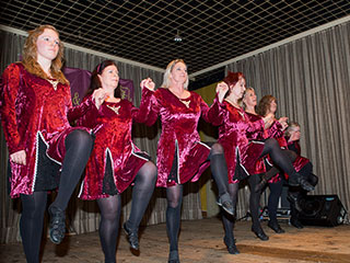 Stepp Tanzgruppe - Irish Dance