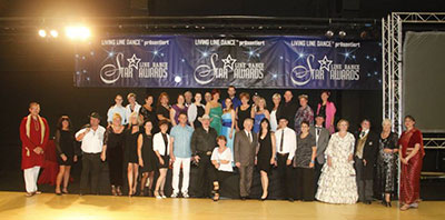 Line Dance Star Awards Event 2014