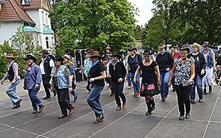 Line Dance in Dietrichsdorf