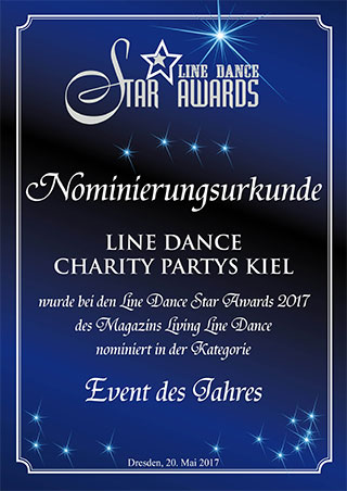 Line Dance Star Award 2017