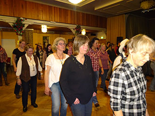 Kieler Line Dance Events